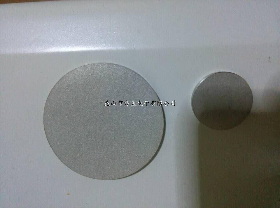 FD不锈钢粉末烧结滤片